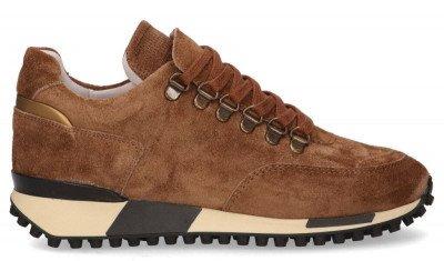 VIA VAI Giulia Bold Bruin Damessneakers