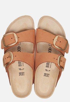 Birkenstock Birkenstock Arizona Big Buckle slippers bruin