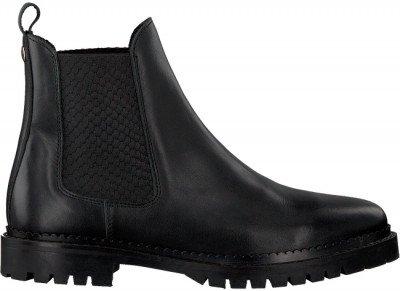 Tango Zwarte Tango Chelsea Boots Bee 220