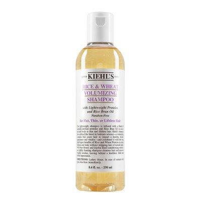 Kiehls Kiehl's Rice and Wheat Volumizing Shampoo 250ml