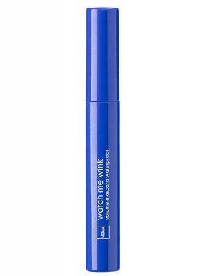 HEMA HEMA Volume Mascara Waterproof (blauw)