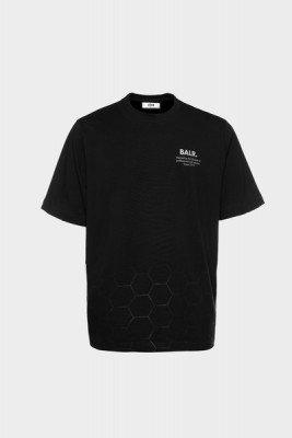 BALR. Gradient Hexagon Straight T-Shirt