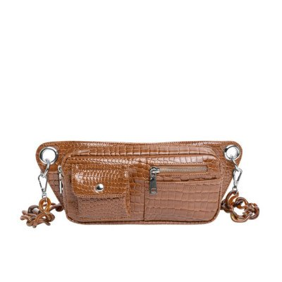 Hvisk Hvisk Brillay Croco Tawny Brown