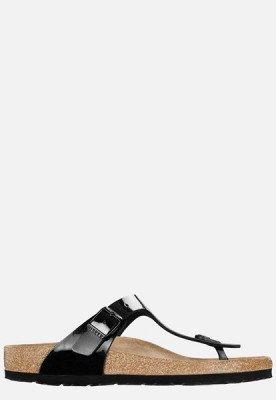 Birkenstock Birkenstock Gizeh slippers zwart