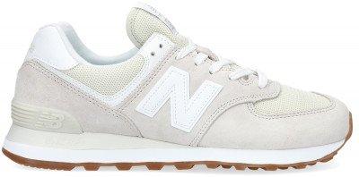 New Balance Beige New Balance Lage Sneakers Wl574