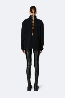 Rains Rains Dames Fleece Jacket - Black
