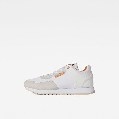 G-Star RAW Calow Basic Q2 Sneakers - Wit - Dames