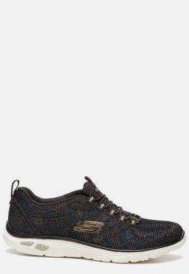 Skechers Skechers Empire D'Lux Charming Grace sneakers zwart