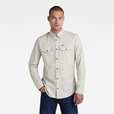G-Star RAW Marine Slim Shirt - Lichtblauw - Heren