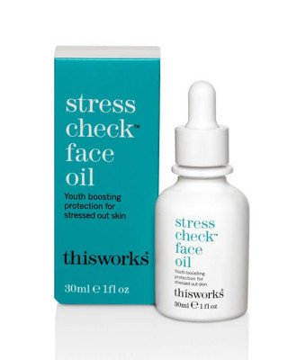 This Works This Works - Stress Check Face Oil - 30 ml