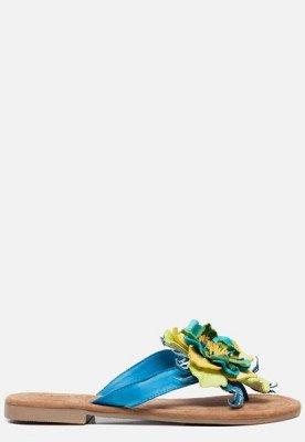 Lazamani Lazamani Slippers blauw