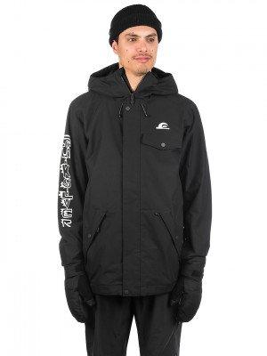 Quiksilver Quiksilver In The Hood Jacket zwart