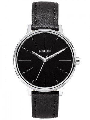 Nixon Nixon The Kensington Leather zwart
