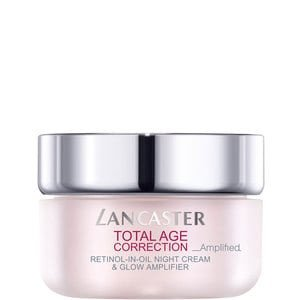 Lancaster Lancaster Total Age Correction Amplified Lancaster - Total Age Correction Amplified Retinol In Oil Night Cream & Glow Amplifier - 50 ML