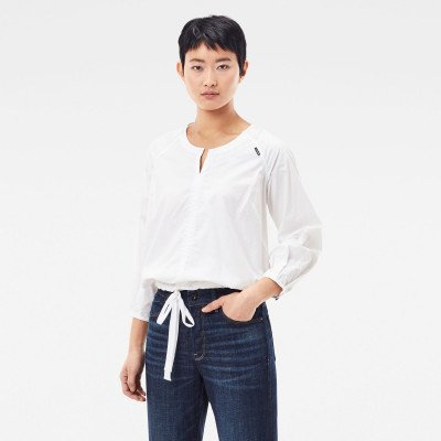 G-Star RAW Shell Top - Wit - Dames