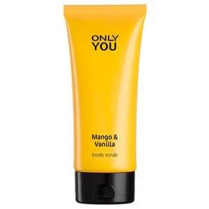 Only You Only You Only You Mango Vanilla Only You - Only You Mango Vanilla Mango & Vanilla Body Scrub