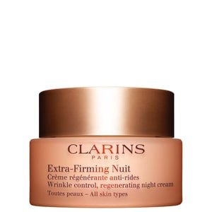 Clarins Clarins Extra Firming Nuit Clarins - Extra Firming Nuit Wrinkle Control Regenerating Night Cream - Alle Huidtypes - 50 ML