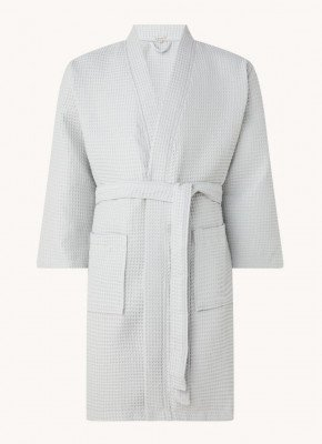 Kayori Kayori Geisha badjas van biologisch katoen