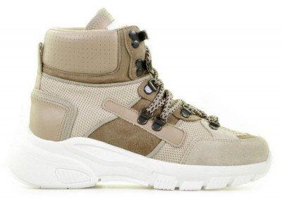 Toral Toral TL-12207/C Beige/Bruin Damessneakers