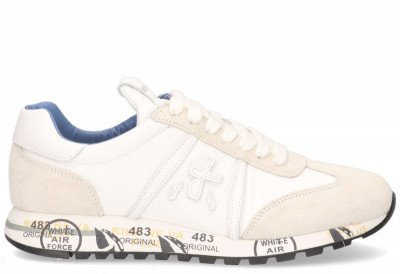 Premiata Premiata Lucyd 206E Wit Damessneakers