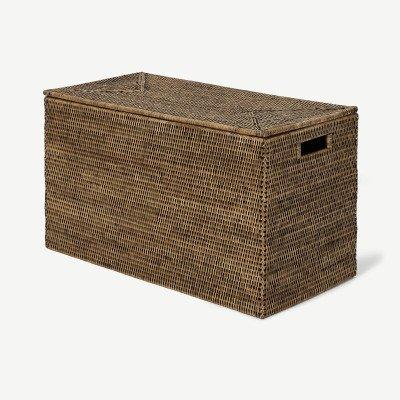 MADE.COM Hadid handgeweven koffer