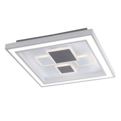 PAUL NEUHAUS Paul Neuhaus Eliza LED plafondlamp quadratisch