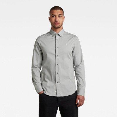 G-Star RAW Dressed Super Slim Shirt - Grijs - Heren