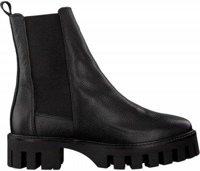 Zwarte Tango Chelsea Boots Cartel 6
