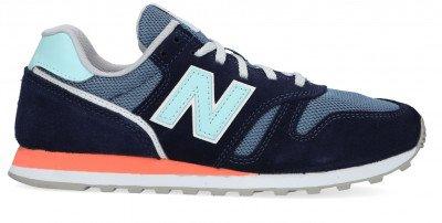 New Balance Blauwe New Balance Lage Sneakers Wl373