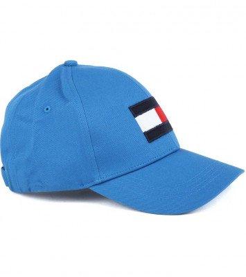 Tommy Hilfiger Tommy Hilfiger Big Flag Pet Blauw