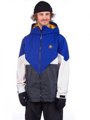 adidas Snowboarding adidas Snowboarding Premier Riding Jacket patroon