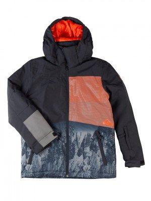 Quiksilver Quiksilver Silvertip Jacket zwart