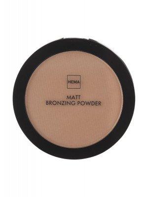 HEMA Matt Bronzing Powder Light (brons)