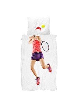 Snurk Snurk Tennis Pro Light biologisch katoenen dekbedovertrekset 160TC - inclusief kussenslopen