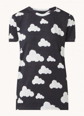 Snurk Snurk Pyjama T-shirt met print