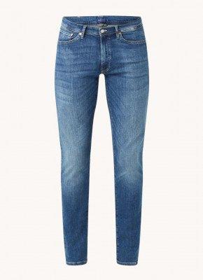 Gant Gant Slim fit jeans met medium wassing en stretch