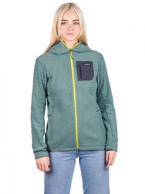 Patagonia Patagonia R1 Air Fleece Jacket groen
