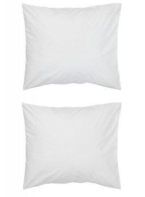 HEMA Kussenslopen - Hotel Katoen Satijn Wit (wit)