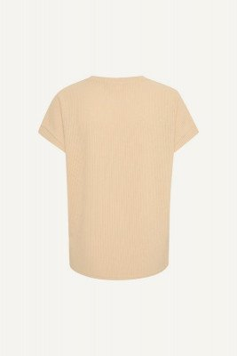 Saint tropez Saint Tropez Shirt / Top Beige 30510436
