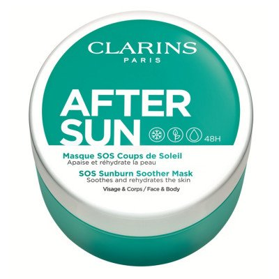Clarins Clarins Sun SOS Sunburn Soother Mask After 100 ml