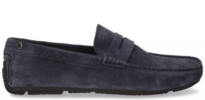 Cypres Cypres 2110040 Donkerblauw Herenloafers