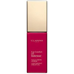 Clarins Clarins Lip Comfort Oil Intense Clarins - INSTANT LIGHT Lip Plumper 06 Intense Fuschia
