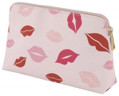 HEMA HEMA Make-up Tas Lippen Roze