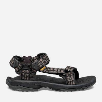 Teva Teva Terra Fi Lite Sandalen, Zwart voor Heren, Maat 42