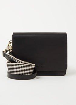 O My Bag O My Bag Audrey Mini crossbodytas van leer
