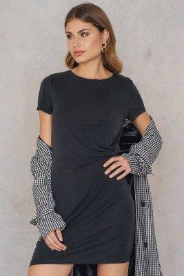 Rut&Circle Rut&Circle Peachy Dress - Black