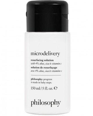 Philosophy Philosophy Philosophy Microdelivery Resurfacing Solution 150ml Philosophy - MICRODELIVERY Gezichtsolie