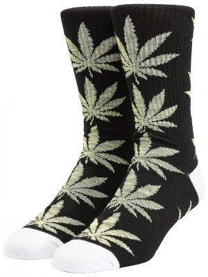HUF HUF Plantlife Melange Leaves Socks zwart