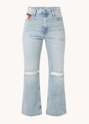 Tommy Hilfiger Tommy Hilfiger Harper high waist flared fit ripped jeans