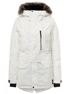 O'Neill O'Neill Zeolite Jacket wit